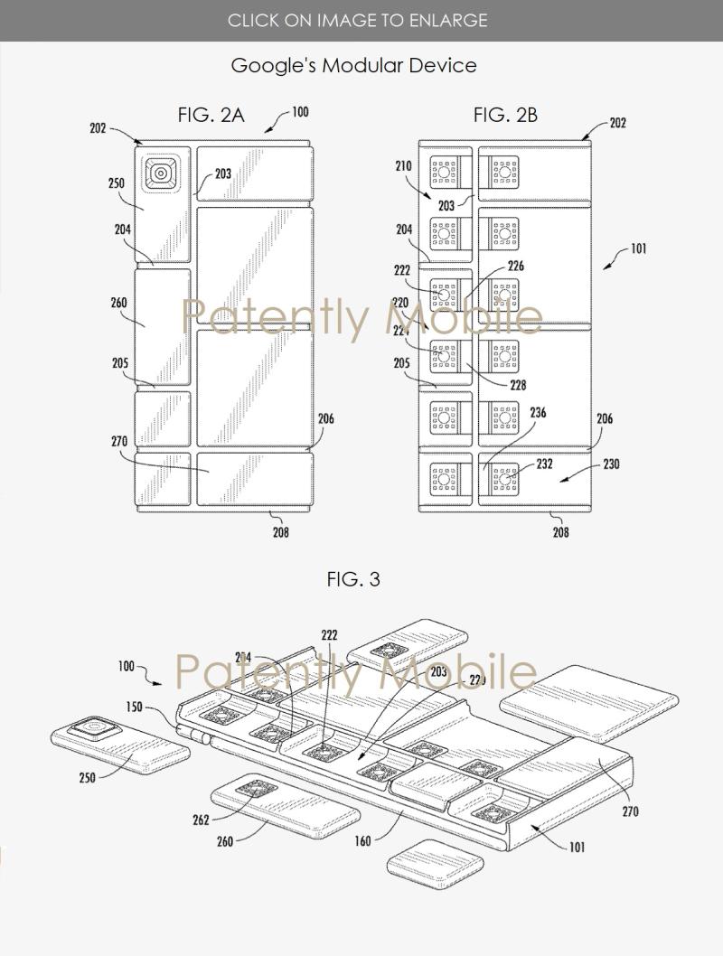 2 Google's Modular Electronic Device