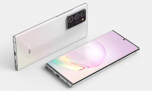 """Tech :  Samsung organise son événement Galaxy Note 20 """" Déballé """" le 5 août où ils présenteront également le Galaxy Fold 2 avec un écran de 7,7 """"  , avis"""