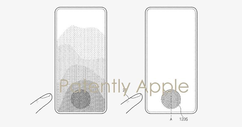 1 X Cover - Burn-in on Touch ID displays