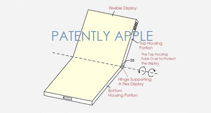 1 x cover folding iPhone