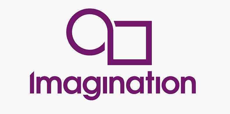 1 x cover Imagination logo
