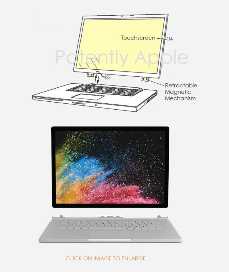 2 xx Apple's Hybrid device v surface book