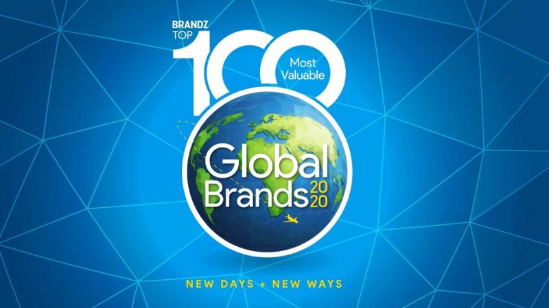 1 X Cover -  brandz 2020 top 100