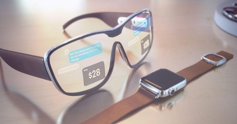 1 x cover - apple smart glasses report
