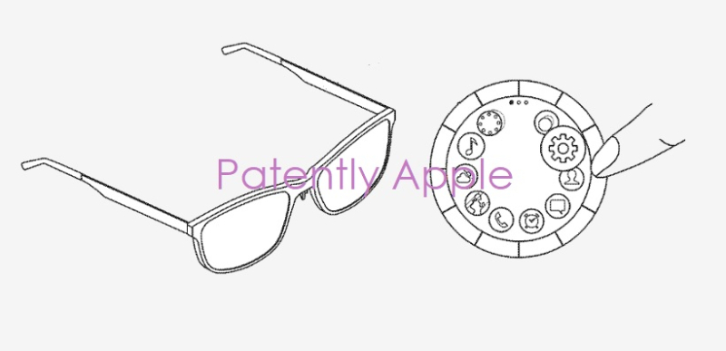1 cover samsung circular UI patent