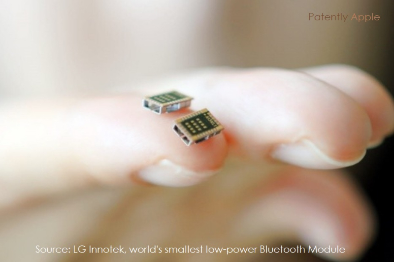 1 Cover - LG INNOTEK SMALLEST BLUETOOTH MODULE IN THE WORLD