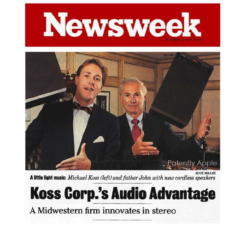 3 Newsweek true wireless - Koss audio advantage