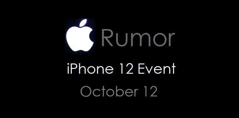 1 Cover iphone event oct 12  rumor