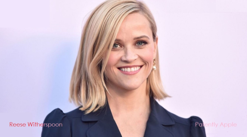 1 x  cover Reese Witherspoon