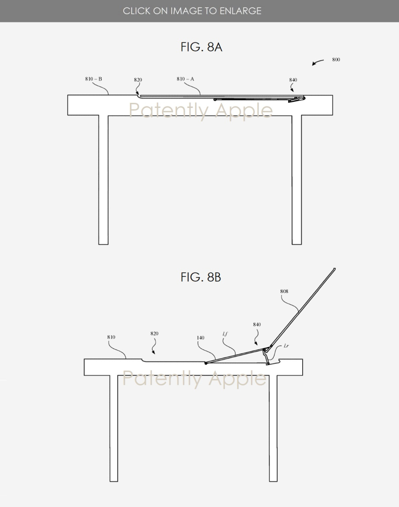 3 Apple new MacBook form factor in desk design