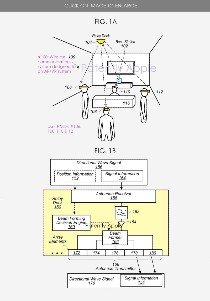 2 Apple Wireless System for AR-VR SYSTEM IN WORKING GROUP OFFICE - PATENT APPEAL REPORT MADE 12 SEPT 2020