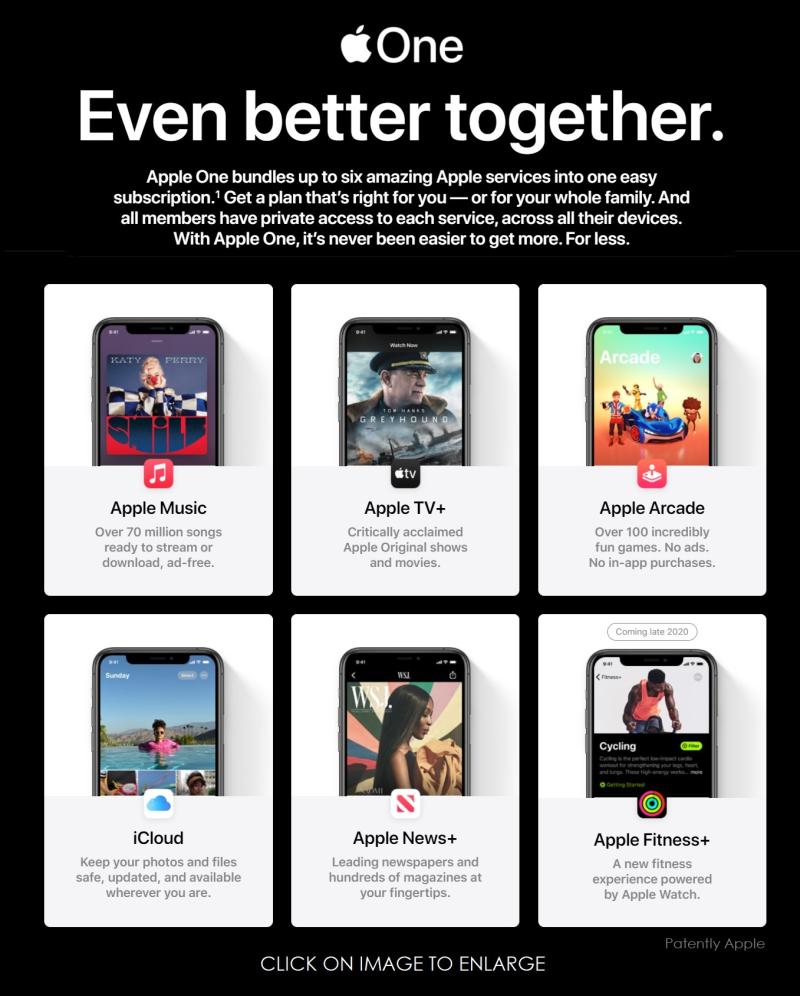 2 Apple One Service Bundle