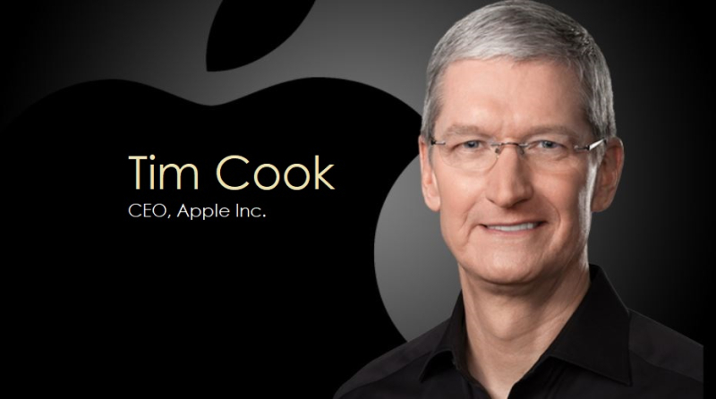 1 X Cover Tim Cook  Apple CEO