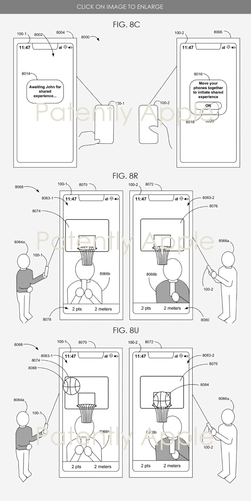 3 X Apple Granted patent figures