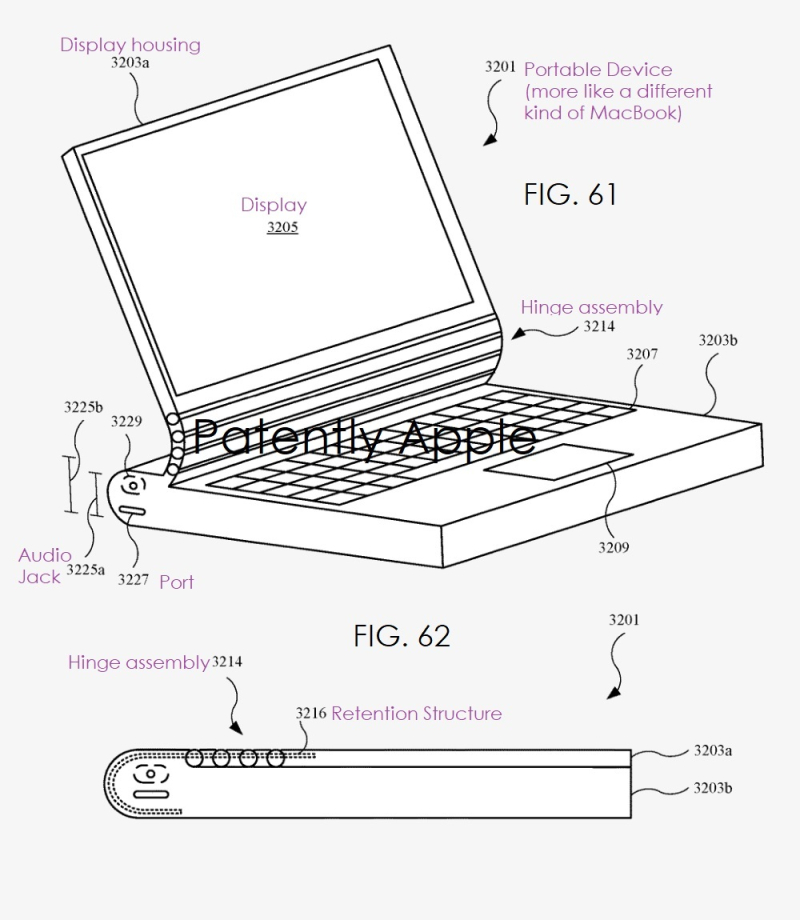 3 future MacBook-like device with all new cover construction
