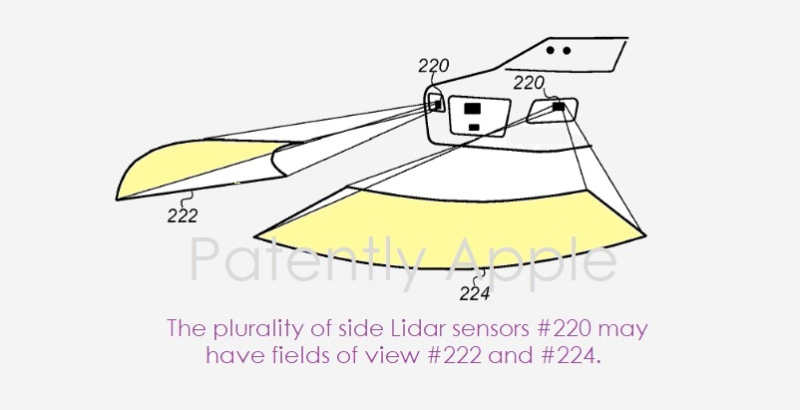1 Cover Project Titan granted patent