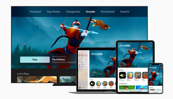 Apple's Master Patent Covering Apple Arcade has been published in the U.S. and Europe