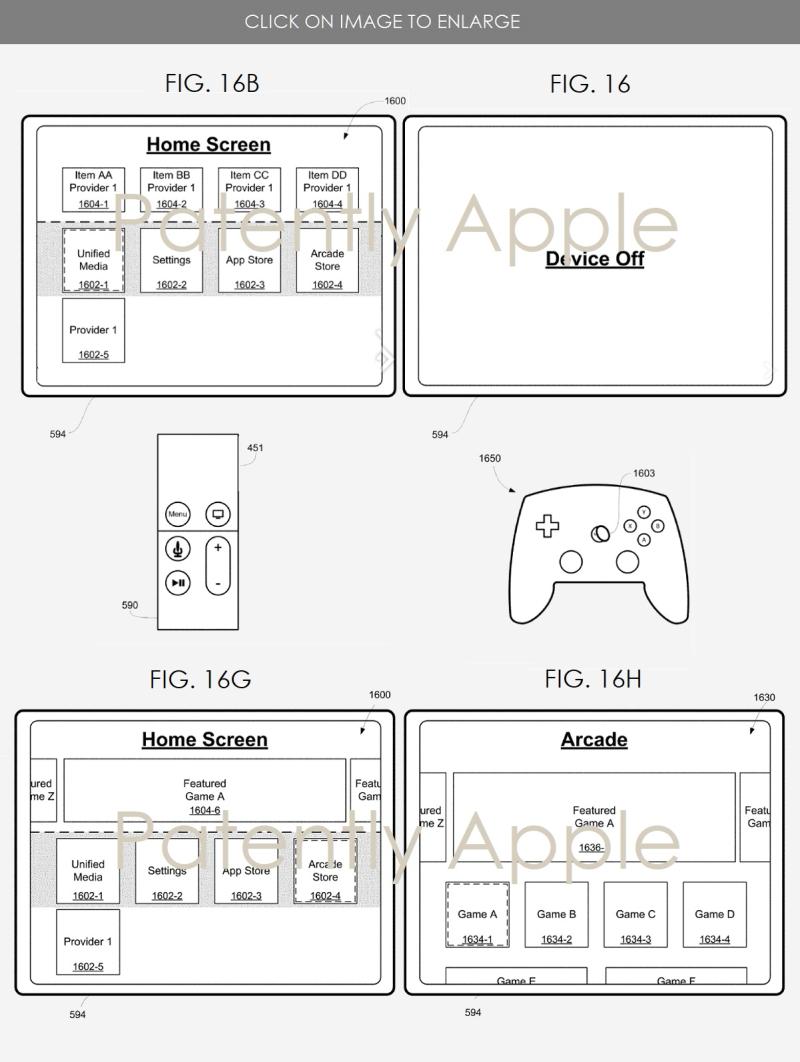 2 x  FINAL - - Apple Arcade patent