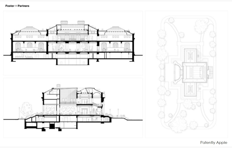 9 FOSTER + PARTNERS  ARCHITECTURAL OVERVIEW OF APPLE CARNEGIE