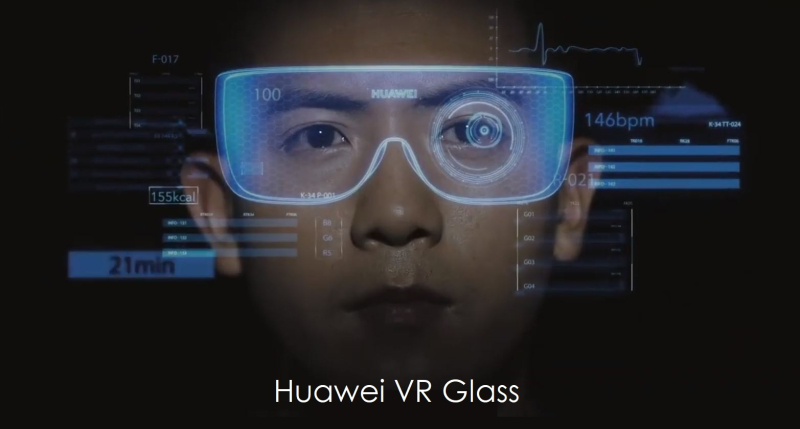 2 extra Huawei VR Glass