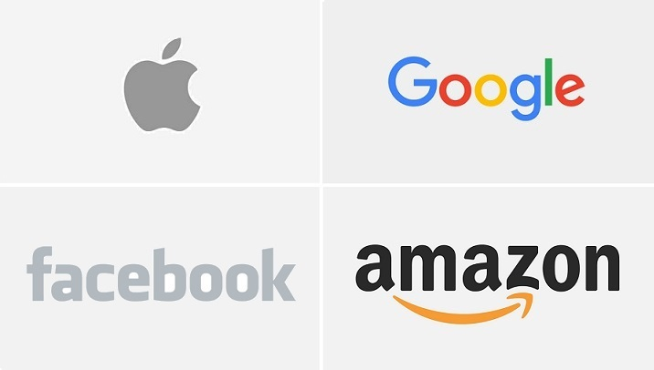 1 cover four tech giants under investigation