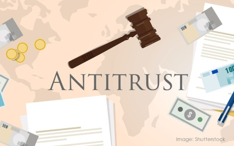 1 x cover AntiTrust