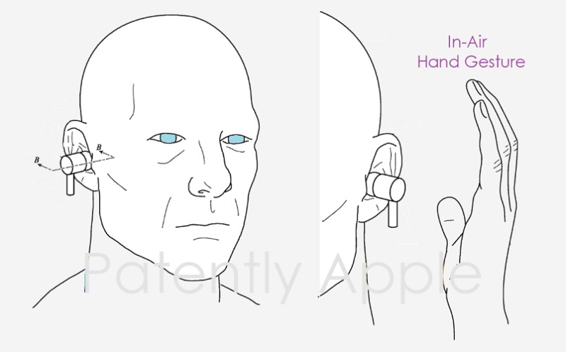 1 Cover AirPods with In-Air Gesture controls