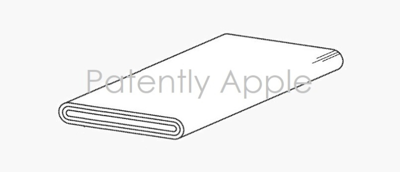 1 cover wraparound display form factor  iPhone