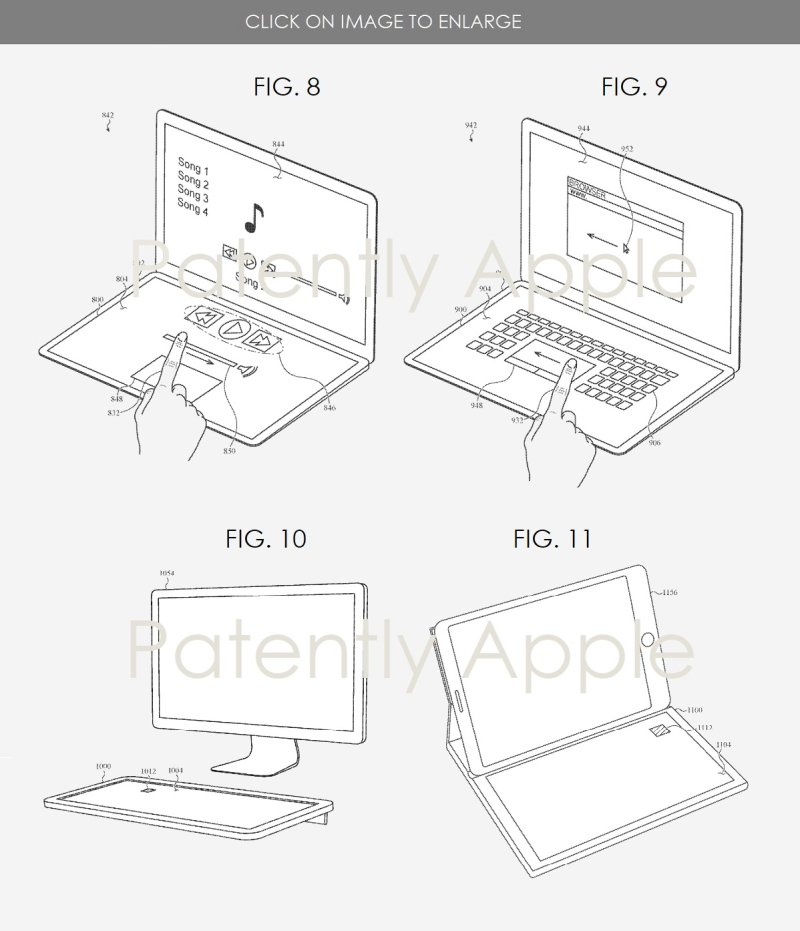 3 adaptive surface devices