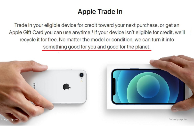 1 FINAL COVER - Apple Recycling offer to Consumers
