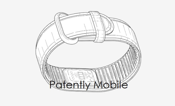 Google wins design patents for Amazon Halo-Style Fitness Band and future Pixel phone with no visible hole in front camera