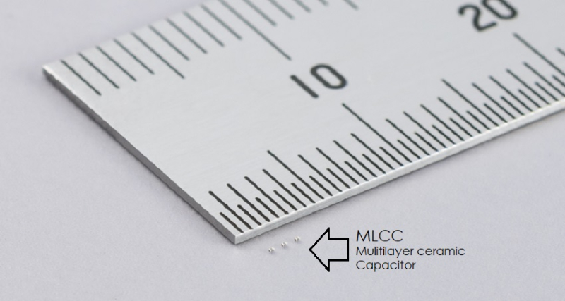 1 cover MLCC's