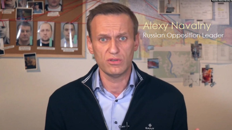 2 Alexy Navalny Russian Opposition Leader