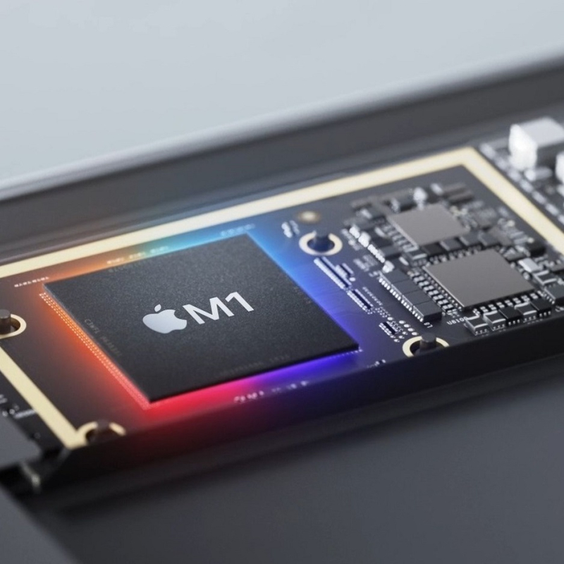 4 - Apple's M1