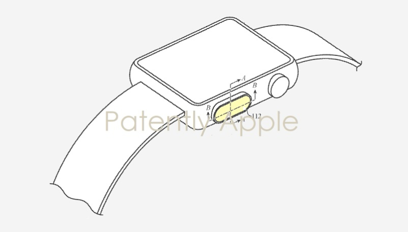 4 touch id buton for apple watch
