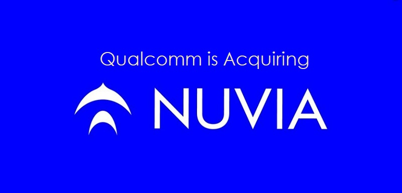 1 X2 FINAL -  Cover NUVIA ACQUIRED BY QUALCOMM