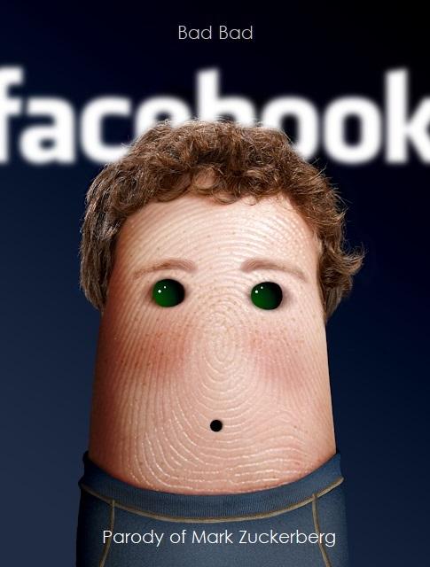 2 x  facebook zucker