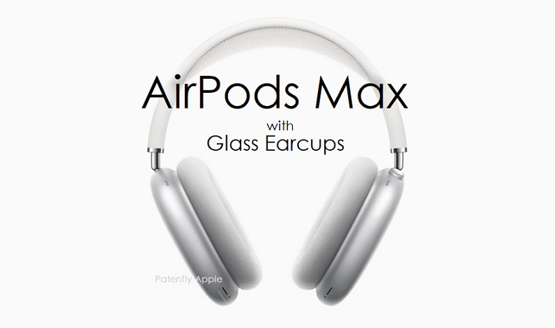 1 X Cover - AirPods Max with Glass Earcups