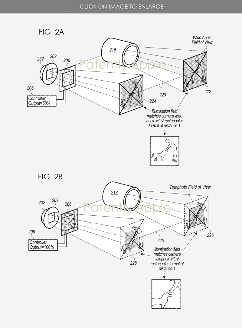2 apple patent figures  camera related