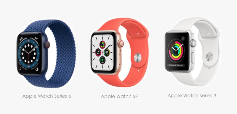 1 cover Apple Watch gigantic leader globally in Q4 2020