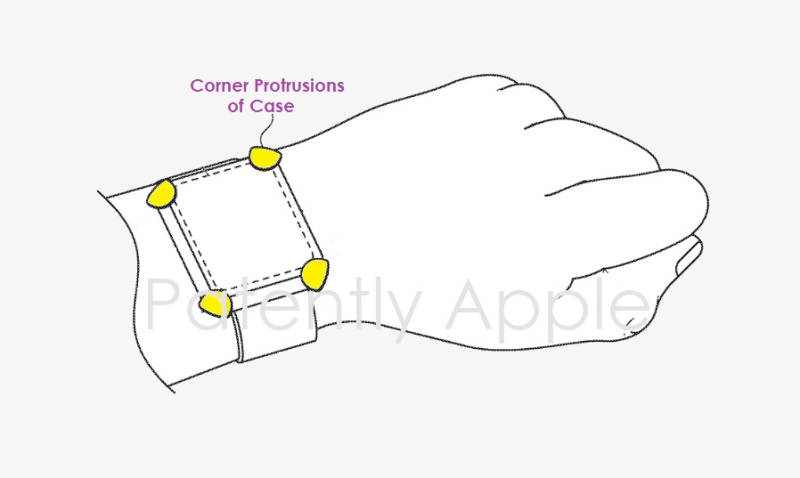 1 cover Apple Watch protective case