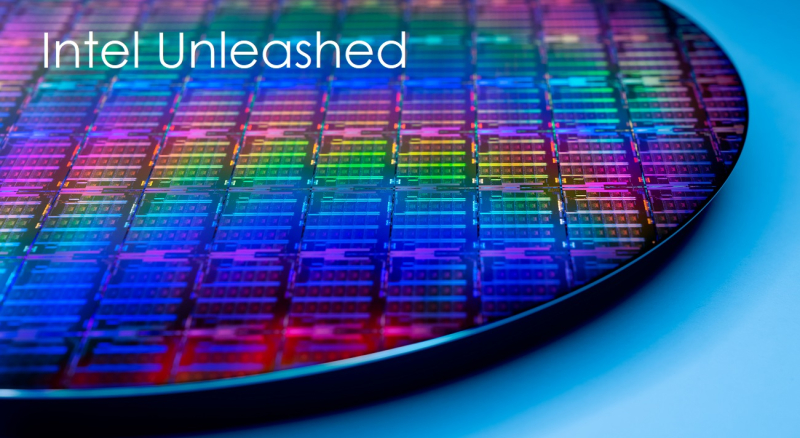 1 COVER - Intel Unleashed - - Intel-Engineering-the-future-wafer