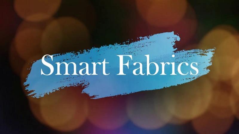 1 Smart Fabrics  - COVER