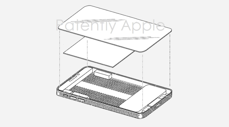 1 x cover new airflow design could extend to a future iPhone