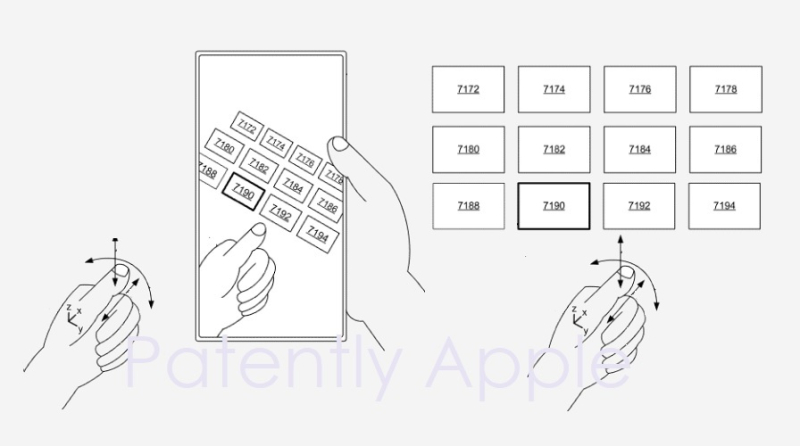 1 x cover - MR HMD MENUS  EYE TRACKING  MICRO GESTURING PATENT