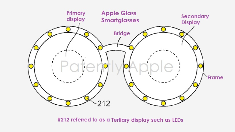 1 cover Apple Glasses