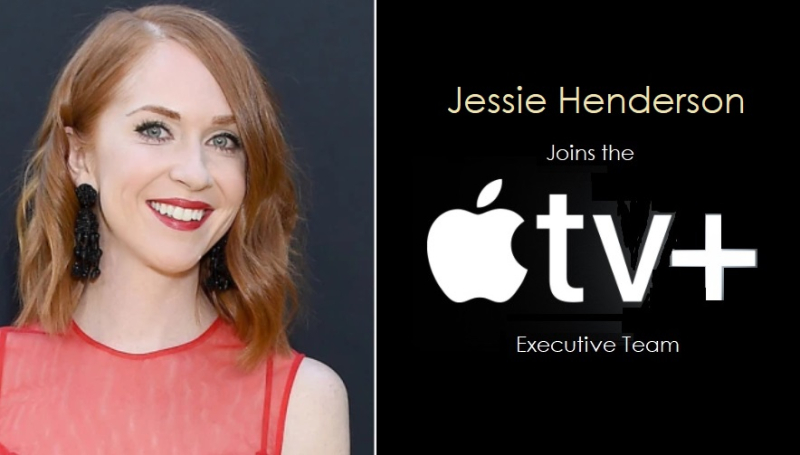 1 x cover Apple TV+ new executive announcement