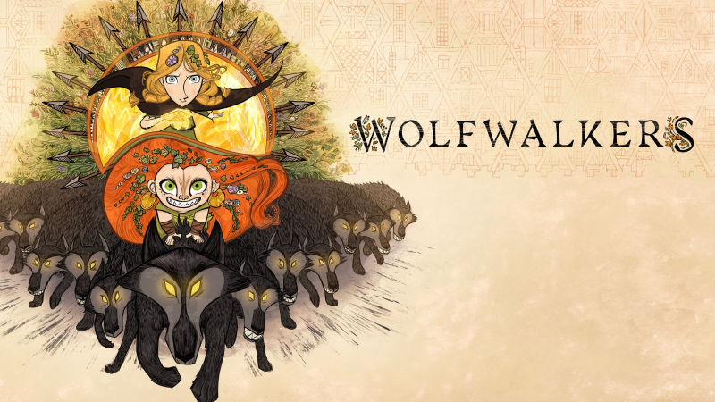 1 COVER -  Wolfwalkers Annie Awards
