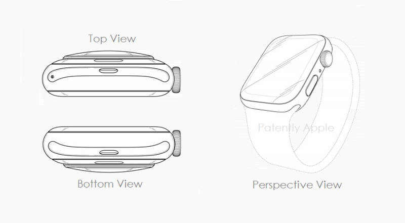 1 x Cover Design Patents  Apple Watch series 6