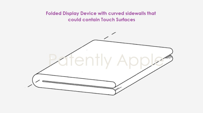 1 cover iphones  foldable iphones with multiple touch surfaces